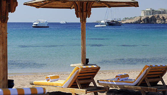 Strand © Sharm El Sheikh Marriott Resort
