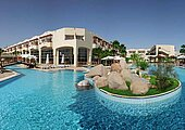 Pool © Sharm El Sheikh Marriott Resort